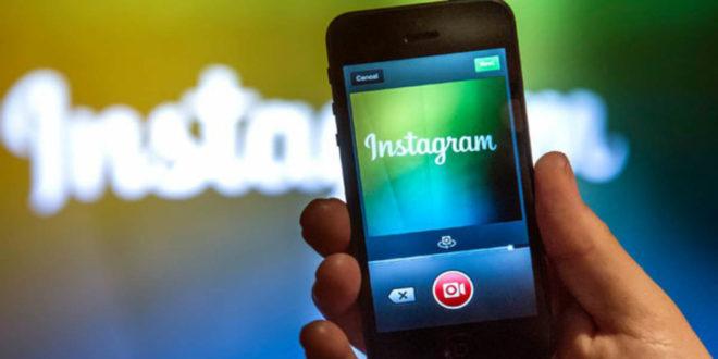 instagram video ao vivo pontos de contato