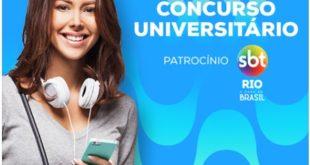 CONCURSO UNIVERSITÁRIO DE MÍDIA - Grupo de Mídia