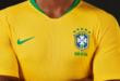 Nike e CBF lançam uniformes da seleção para a Copa da Rússia